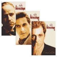 A Keresztapa trilógia (3 DVD) *Új kiadás*