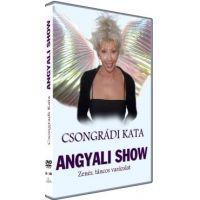 Csongrádi Kata - Angyali Show (DVD)