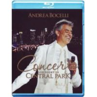 Andrea Bocelli - Concerto One Night In Central Park (Blu-ray)