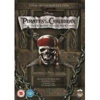 A Karib-tenger kalózai 1-4. (4 Blu-ray)