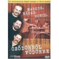 Markos-Nádas-Boncz: Csődörből vödörbe (DVD)