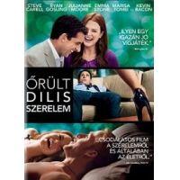 Őrült, dilis, szerelem. (DVD)