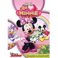 Mickey egér játszótere - Én ♥ Minnie (DVD)