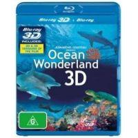 IMAX: Az óceán mesevilága (Blu-ray3D)