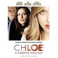 Chloe - kísértés iskolája (DVD)