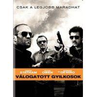 Válogatott gyilkosok (DVD)