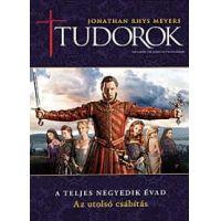Tudorok - 4. évad (3 DVD)