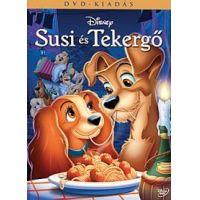 Susi és Tekergő (DVD) (új kiadás)