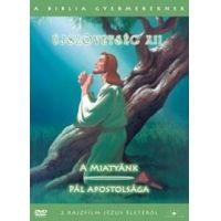 A Biblia Gyermekeknek - Újszövetség XII. (DVD)