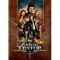 A három testőr (2011) (DVD)