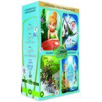 Csingiling teljes gyűjtemény 1-4. *Kék - Díszdoboz* (4 DVD)
