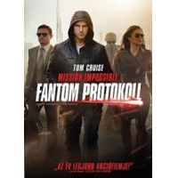 Mission Impossible - Fantom Protokoll (DVD)