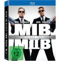 Men in Black Blu-Ray / Men in Black 2. Twinpack (2 Blu-ray)