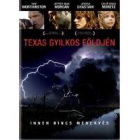 Texas gyilkos földjén (DVD)