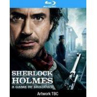 Sherlock Holmes 2. - Árnyjáték (Blu-ray)