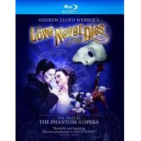 Love Never Dies - A szerelem örök (Blu-ray)