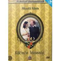 Különös házasság I-IV. (2 DVD)