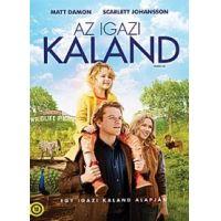 Az igazi kaland (DVD)