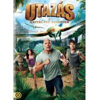 Utazás a rejtélyes szigetre (DVD)
