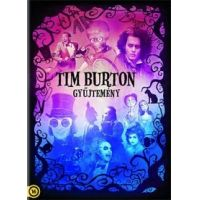 Tim Burton gyűjtemény (8 DVD)