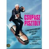 Csupasz pisztoly (szinkronizált változat) (DVD)