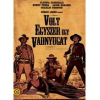 Volt egyszer egy vadnyugat (szinkronizált változat) (DVD)
