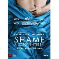 Shame - A szégyentelen (DVD)