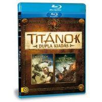 A Titánok harca / A Titánok haragja (2 Blu-ray)