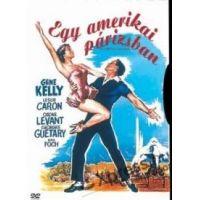 Egy Amerikai Párizsban (DVD)