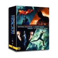 Christopher Nolan rendezői gyűjtemény (4 DVD)
