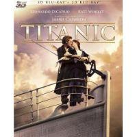 Titanic (3D Blu-ray +  Blu-ray)  *4 lemezes*