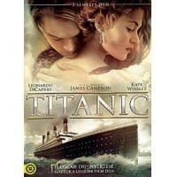 Titanic (DVD) (új kiadás - duplalemezes - extra változat)
