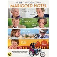 Keleti nyugalom - Marigold Hotel (DVD)