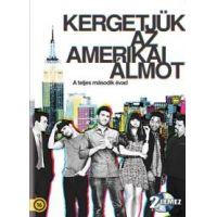 Kergetjük az amerikai álmot - 2. évad (2 DVD)