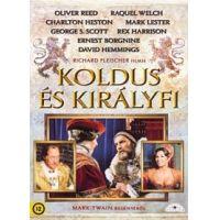 Koldus és királyfi (DVD)  *Etalon kiadás*