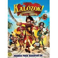 Kalózok! - A kétballábas banda (DVD)