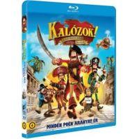 Kalózok! - A kétballábas banda (Blu-ray)