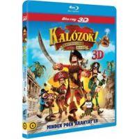 Kalózok! - A kétballábas banda (3D Blu-ray)