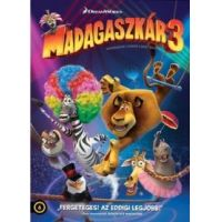 Madagaszkár 3. (DVD) (DreamWorks gyűjtemény)