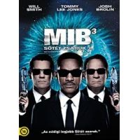Men In Black - Sötét zsaruk 3. (DVD)