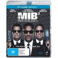 Men In Black - Sötét zsaruk 3. (3D Blu-ray)