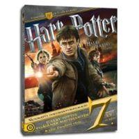 Harry Potter és a Halál ereklyéi, 2. rész - gyűjtői kiadás (3 DVD)