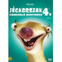 Jégkorszak 4. - Vándorló kontinens (DVD) *animációs arcok sorozat*