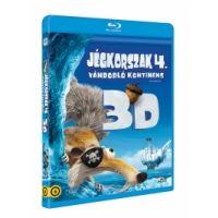 Jégkorszak 4. - Vándorló kontinens (3D Blu-ray)