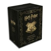 Harry Potter - A teljes, 24-lemezes gyűjtői kiadás - Limitált kiadvány (24 DVD) (DVD) Harry Potter - A teljes, 24-lemezes gyűjtői kiadás - Limitált kiadvány (24 DVD)