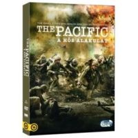 The Pacific - A hős alakulat (6 DVD)