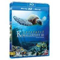 Lenyűgöző koralzátony (3D Blu-ray)