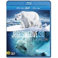 Jegesmedvék - Élet a jégmezőn (3D Blu-ray)