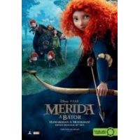 Merida a bátor (Disney) (DVD)