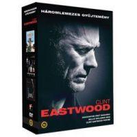 Clint Eastwood gyűjtemény (3 DVD)